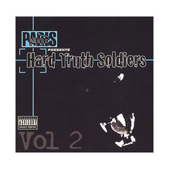 <!--120090512016331-->Various Artists - 'Hard Truth Soldiers Vol. 2' [CD]