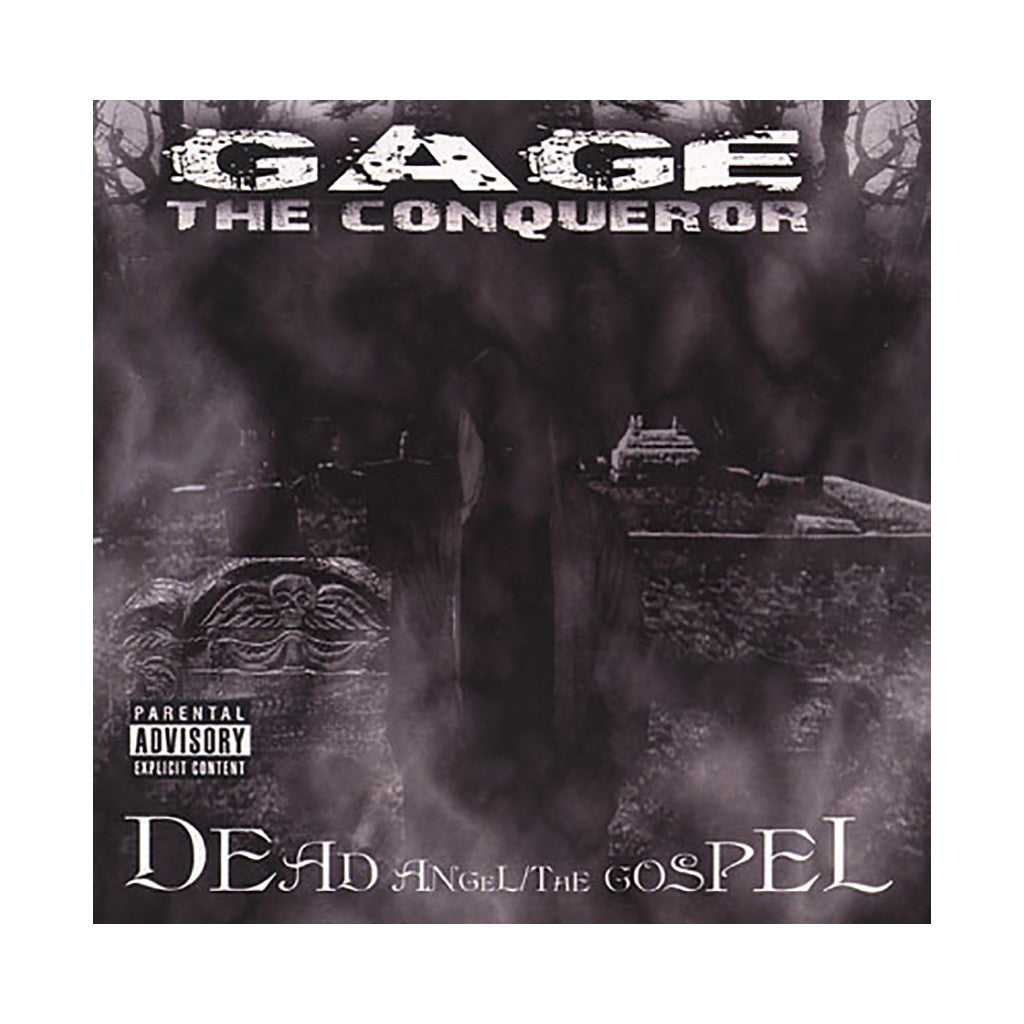 <!--020090526017145-->Gage-One - 'Dead Angel/ The Gospel EP' [CD]