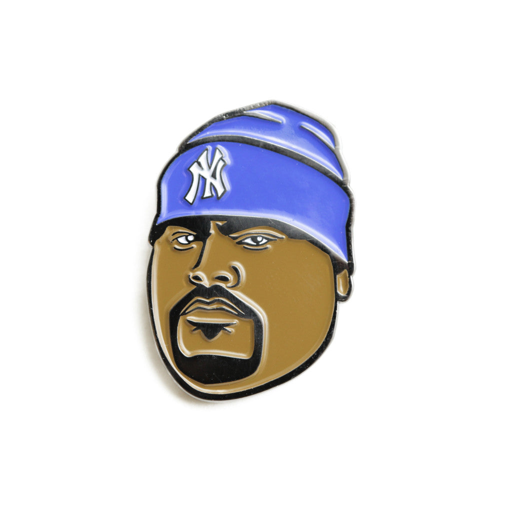 <!--020160826073980-->Good Hustle Company - 'Big Pun' [(Multi-Color) Pin]