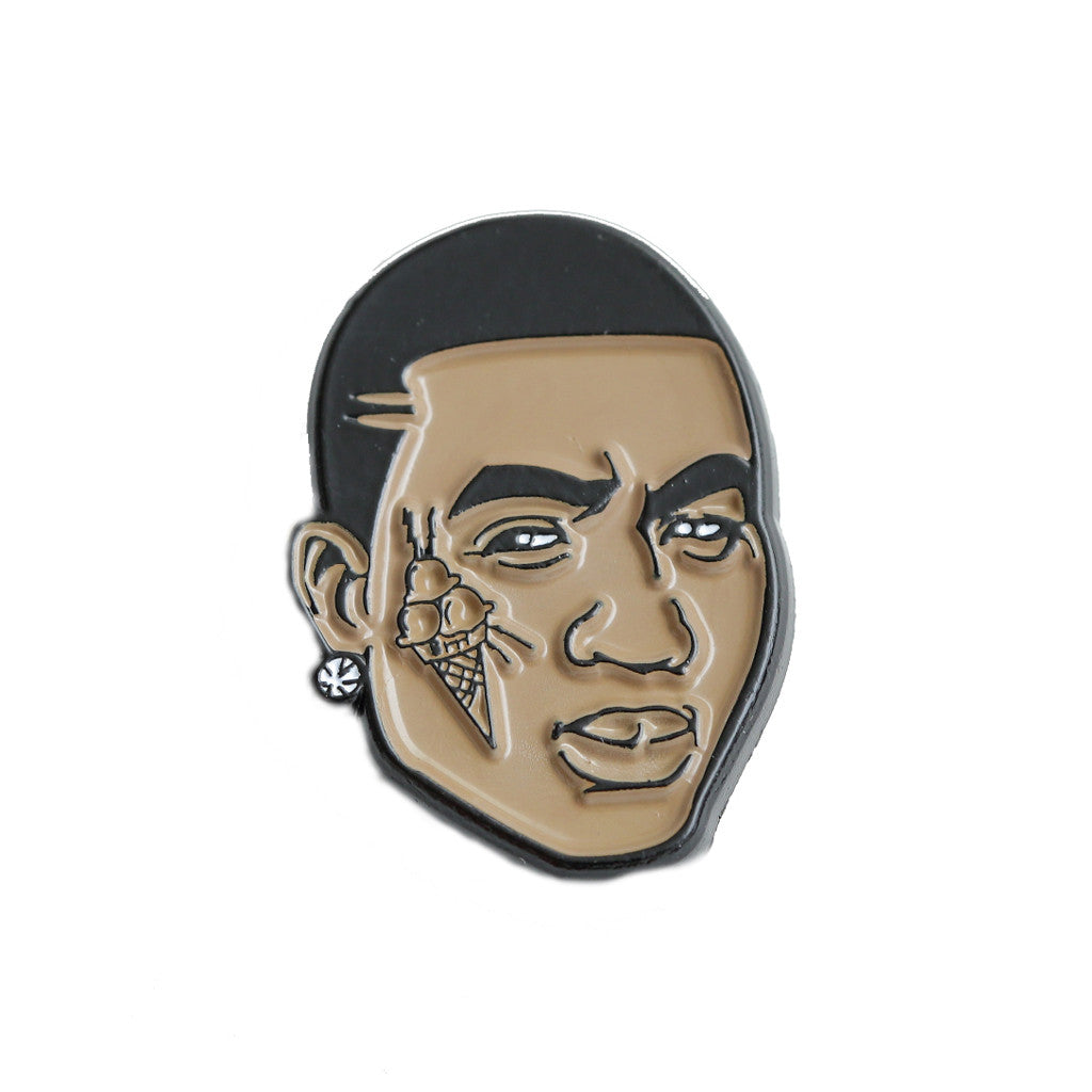 <!--020160826073979-->Good Hustle Company - 'Gucci Mane' [(Multi-Color) Pin]