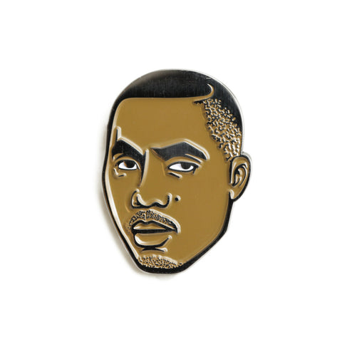Good Hustle Company - 'Nasty Nas' [(Multi-Color) Pin]