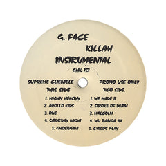 <!--020000215012173-->Ghostface Killah - 'Supreme Clientele (Instrumentals)' [(Black) Vinyl LP]