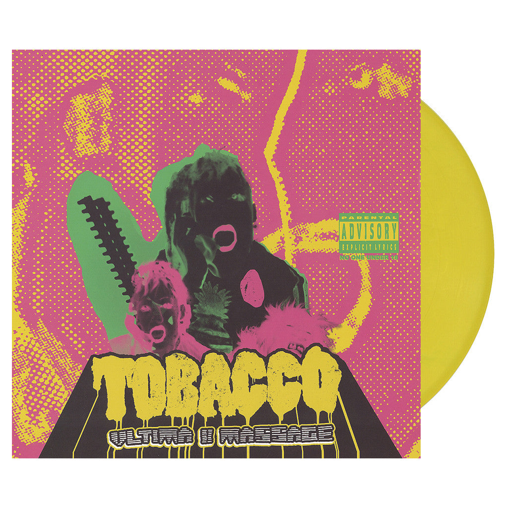 <!--120140513063458-->Tobacco - 'Ultima II Massage' [(Neon Yellow) Vinyl [2LP]]