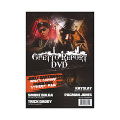 <!--020080304013209-->Ghetto Report - 'Ghetto Report DVD' [DVD]