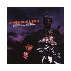 <!--120050628005315-->Zimbabwe Legit - 'Brothers From The Mother' [(Black) Vinyl LP]
