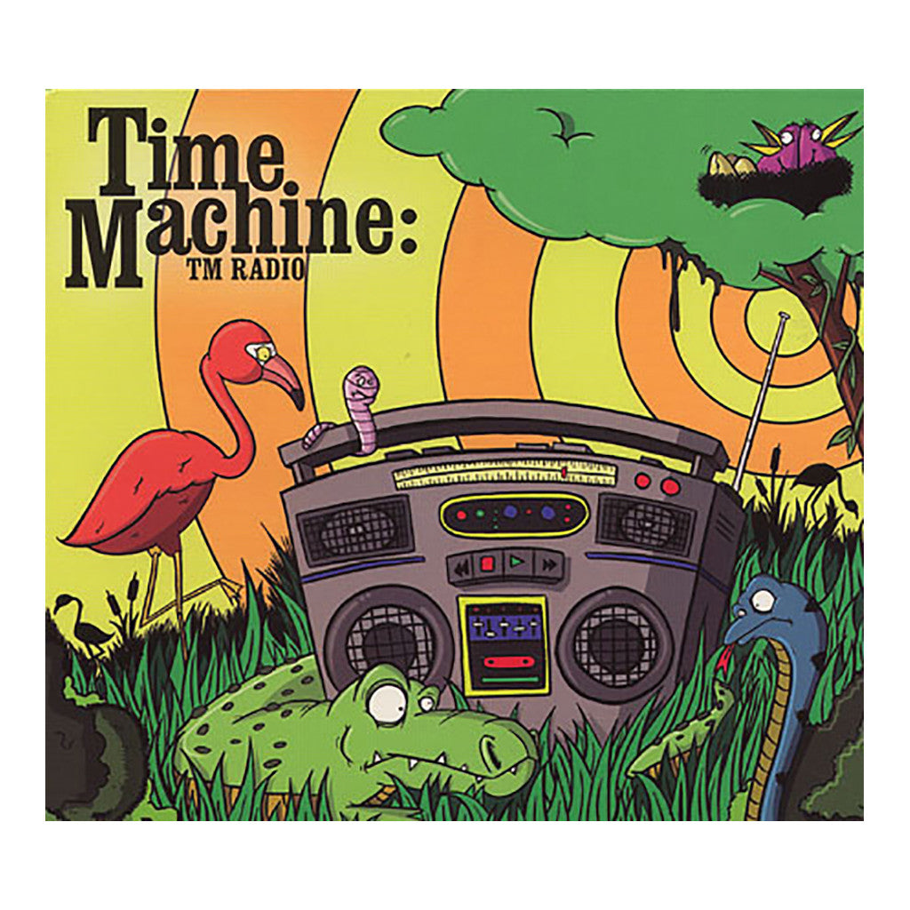 <!--2005022712-->Time Machine - 'Caught On Tape' [Streaming Audio]