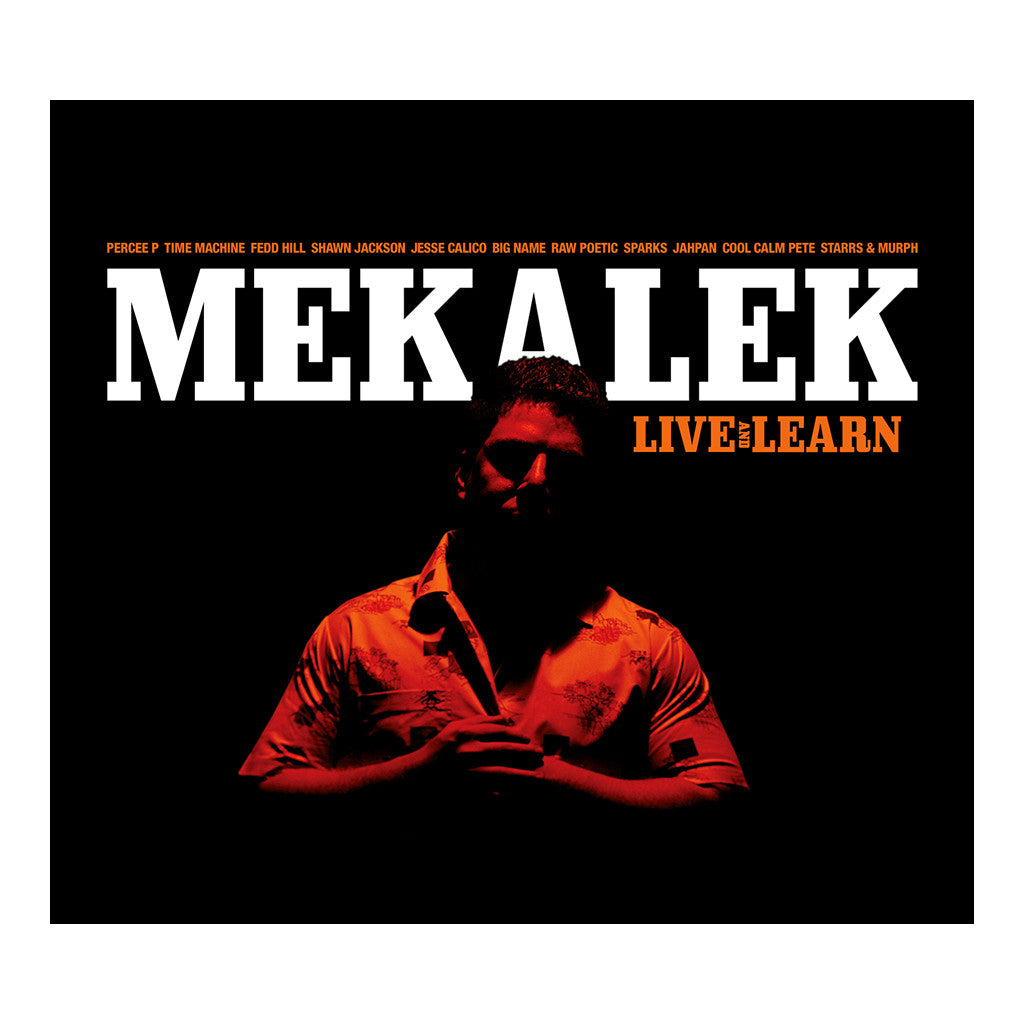Mekalek - 'Live And Learn' [(Black) Vinyl [2LP]]