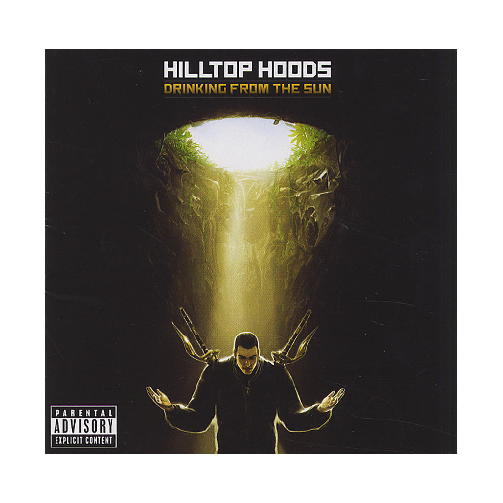 <!--020120529044695-->Hilltop Hoods - 'Drinking From The Sun' [CD]