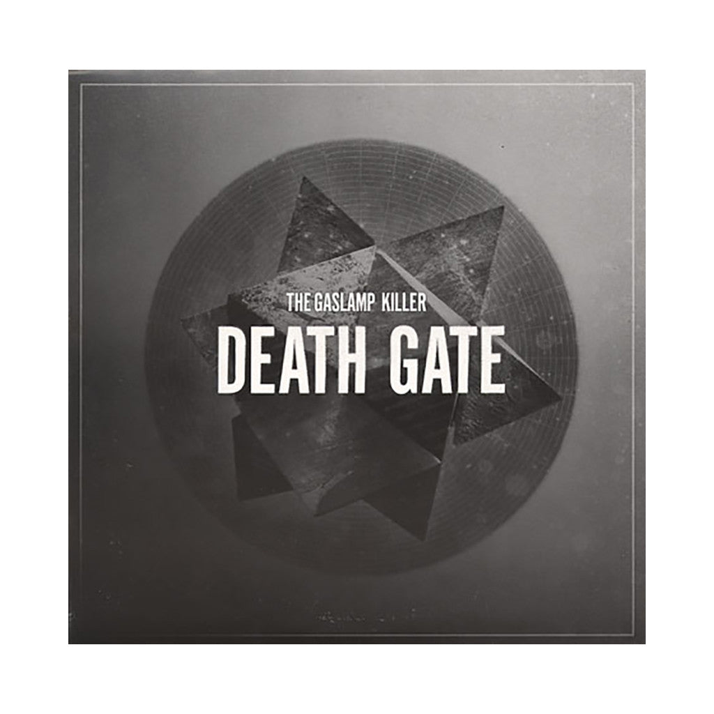 "The Gaslamp Killer - 'Death Gate EP' [(Black) Vinyl [10""]]"