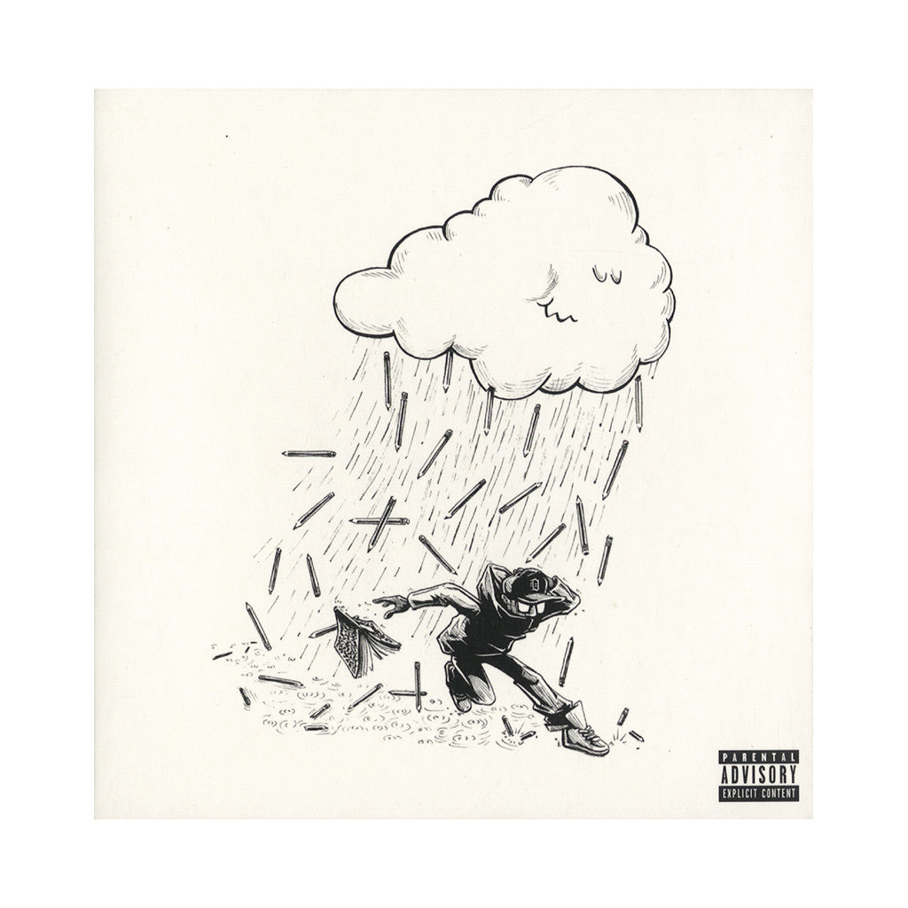 Elzhi - 'Lead Poison' [(Black) Vinyl [2LP]]