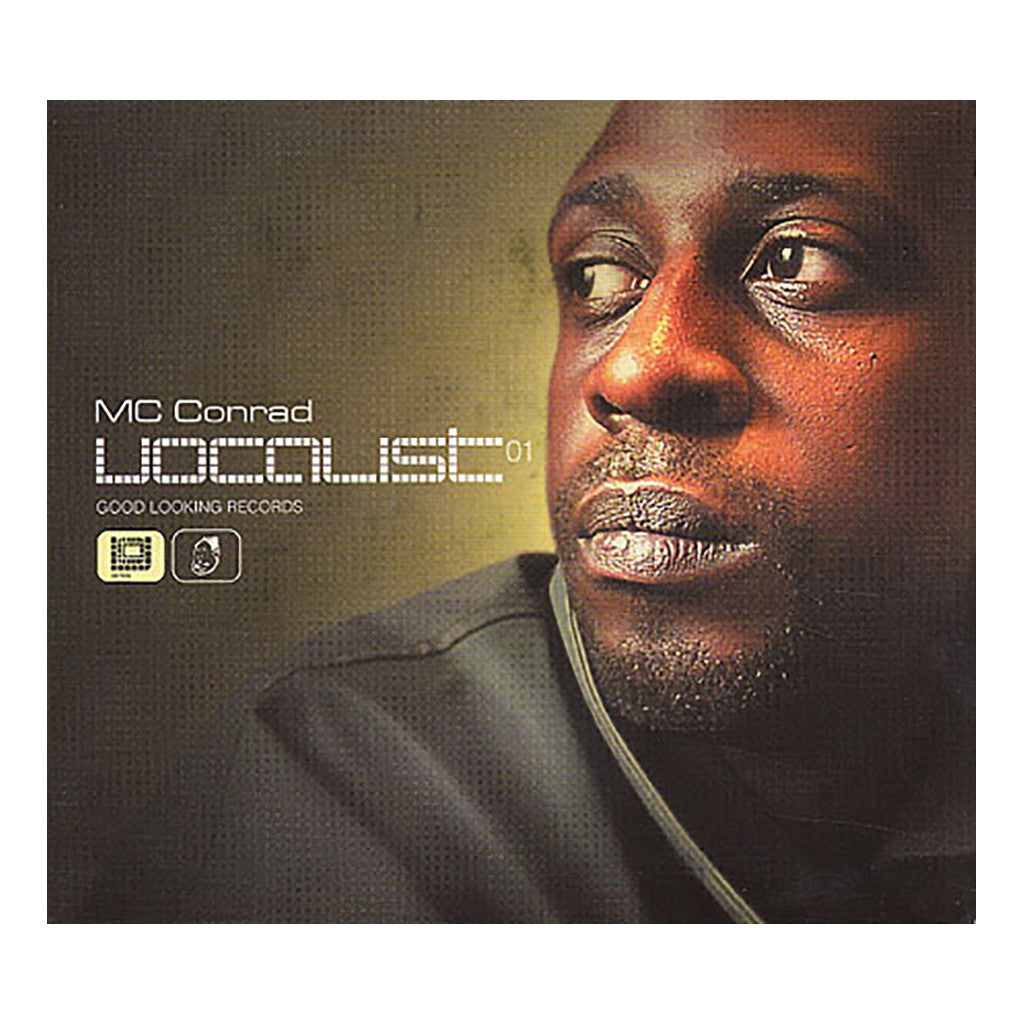 <!--020001205002227-->MC Conrad - 'Vocalist 01' [CD]