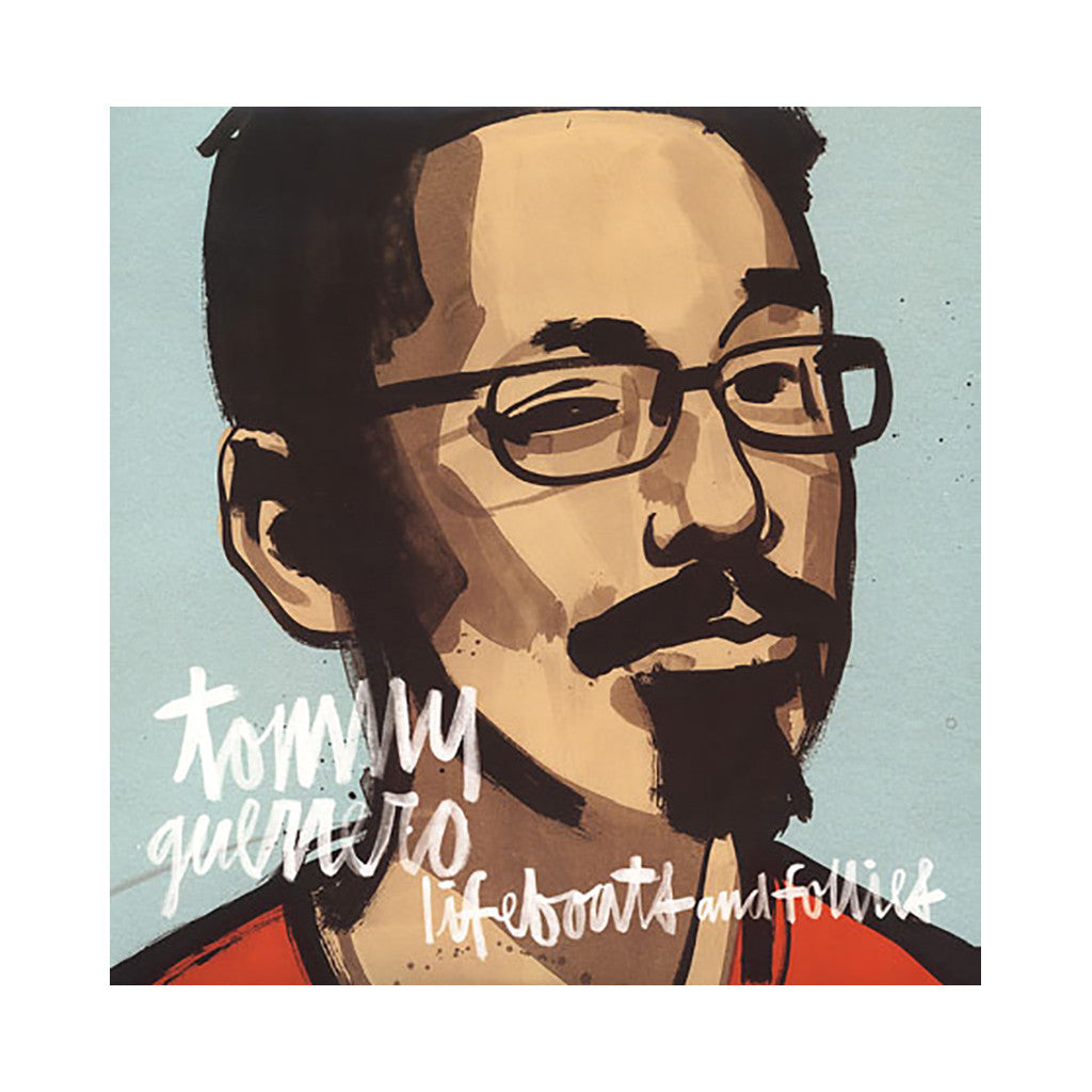 <!--020110201025701-->Tommy Guerrero - 'Lifeboats And Follies' [(Black) Vinyl LP]