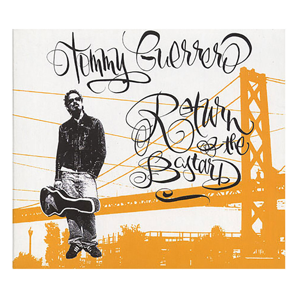 <!--020080226016336-->Tommy Guerrero - 'Return Of The Bastard' [CD]