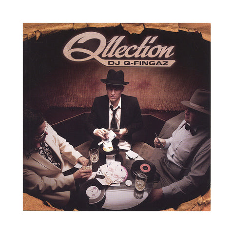DJ Q-Fingaz - 'Qllection' [CD]