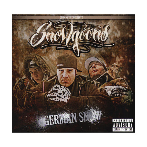 Snowgoons - 'German Snow' [CD]
