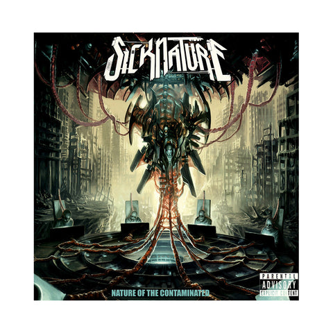 Sicknature - 'Nature Of The Contaminated' [CD]