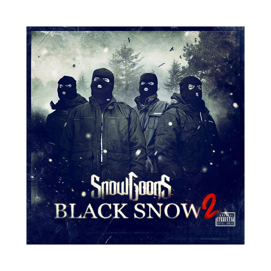 <!--020140128061010-->Snowgoons - 'Black Snow 2' [CD]