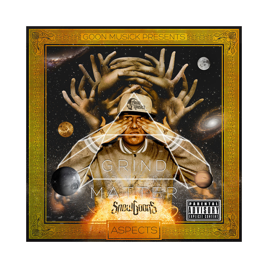 Aspects & Snowgoons - 'Grind Over Matter' [CD]