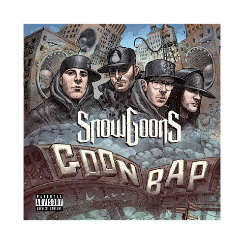 Snowgoons - 'All City Kingz' [Streaming Audio]