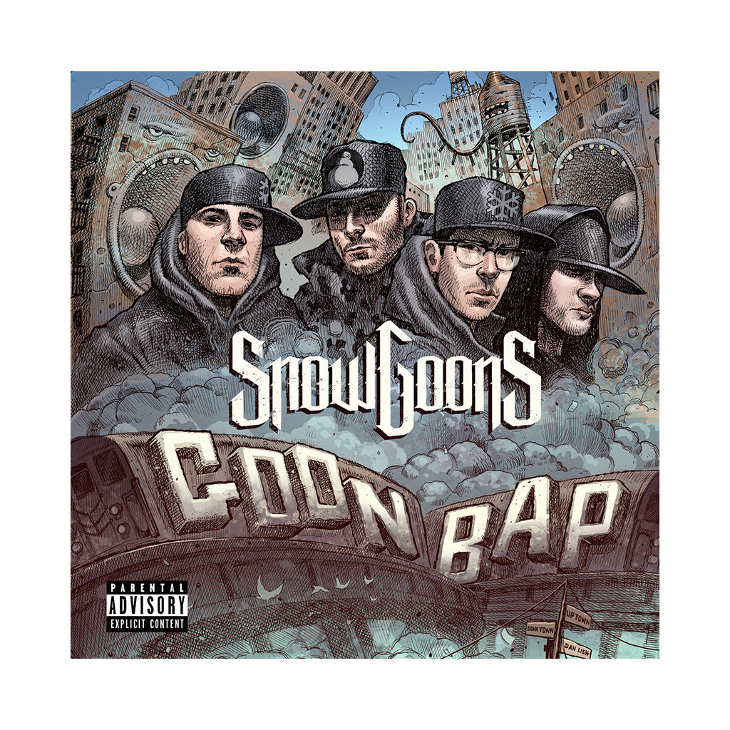 <!--2017020442-->Snowgoons - 'My Advice' [Streaming Audio]