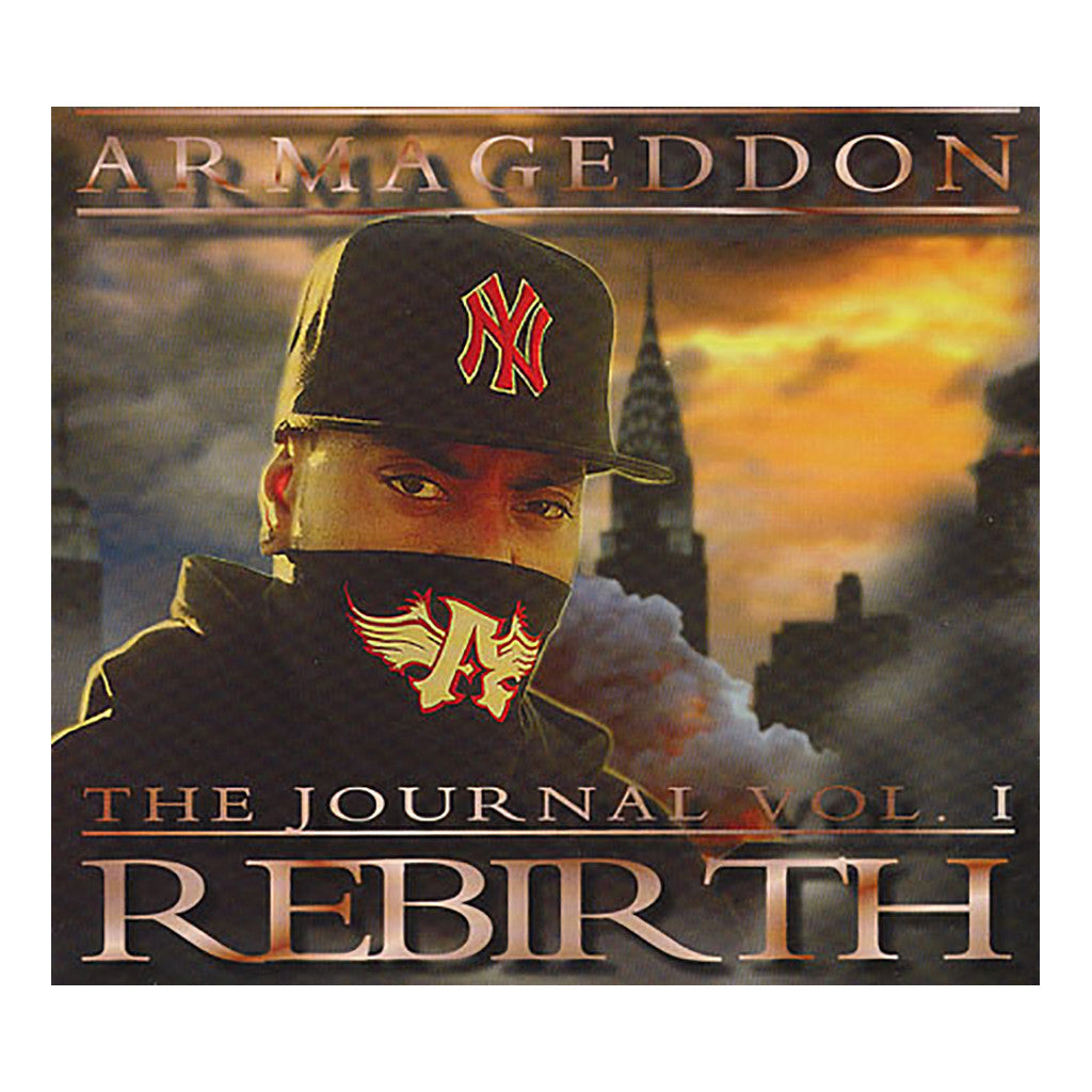 Armageddon - 'The Journal Vol. 1: Rebirth' [CD]