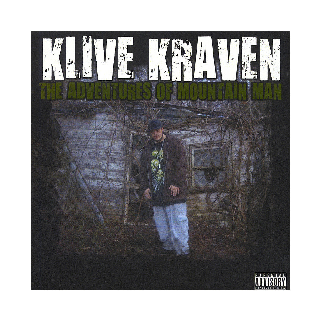 <!--020100101060625-->Klive Kraven - 'The Adventures Of Mountain Man' [CD]