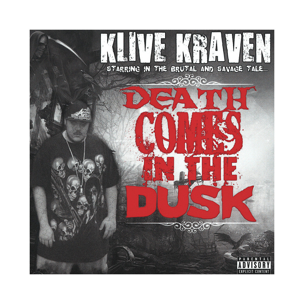 <!--2013103117-->Klive Kraven - 'Sixty Seconds Of Slaughter' [Streaming Audio]