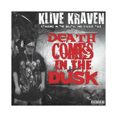 <!--2011010158-->Klive Kraven - 'Death Comes In The Dusk' [CD]