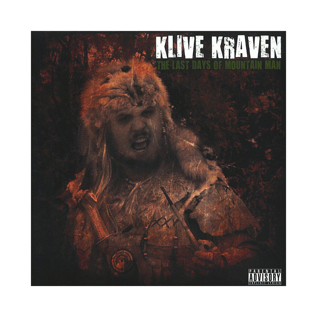 <!--020120101060623-->Klive Kraven - 'The Last Days Of Mountain Man' [CD]