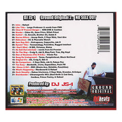 <!--2009062304-->DJ JS-1 - 'Ground Original 2: No Sell Out' [CD [2CD]]
