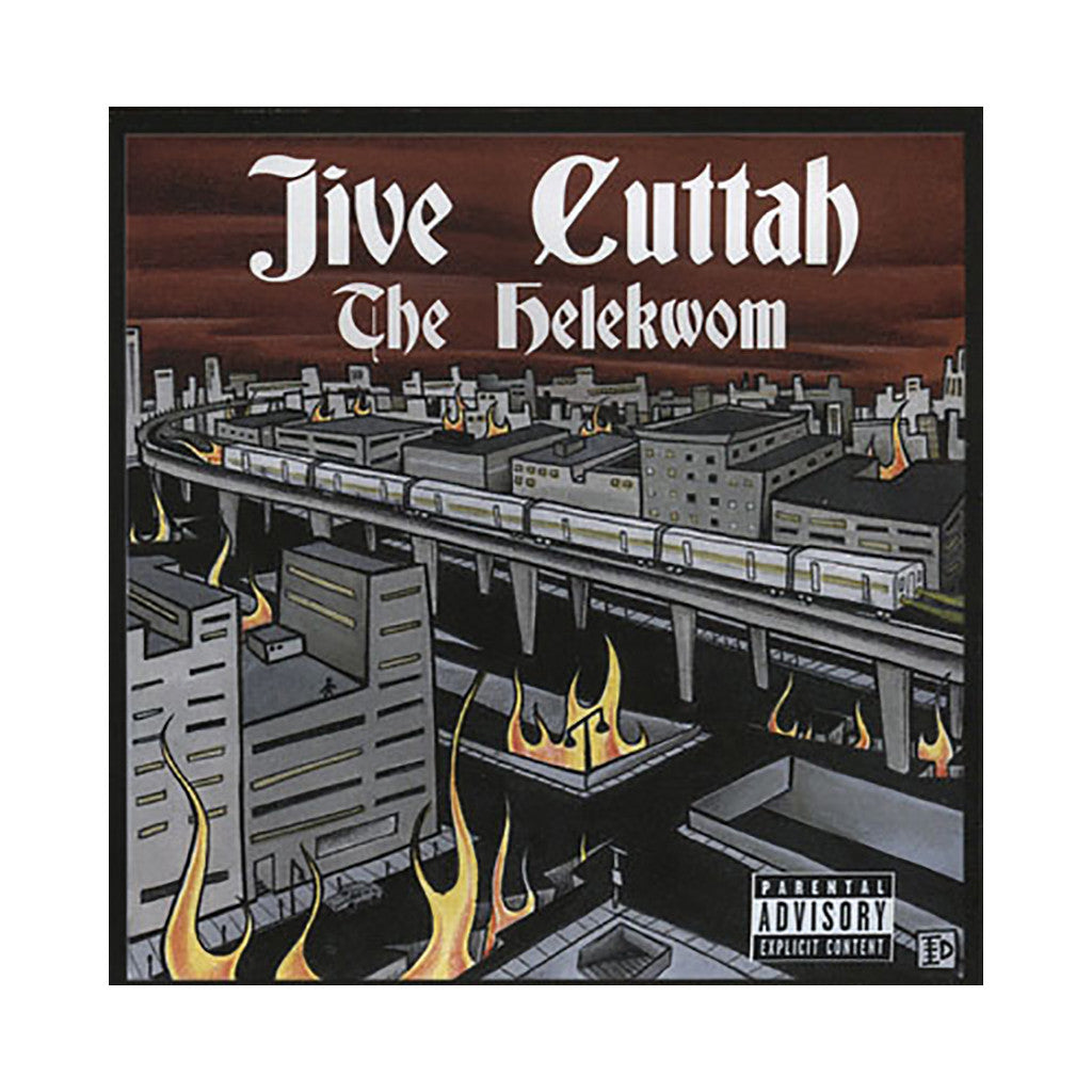 <!--020050719005442-->Jive Cuttah - 'The Helekwom' [CD]