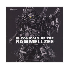 Rammellzee - 'Bi-Conicals Of The Rammellzee' [CD]