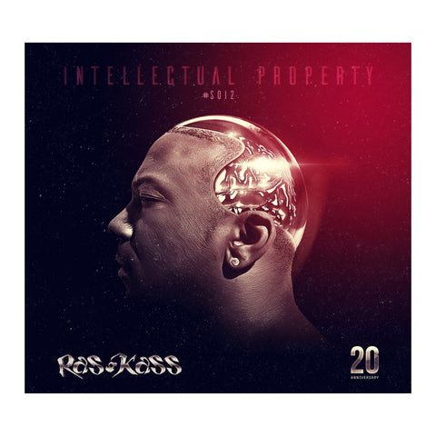 Ras Kass - 'Intellectual Property' [(Black) Vinyl LP]