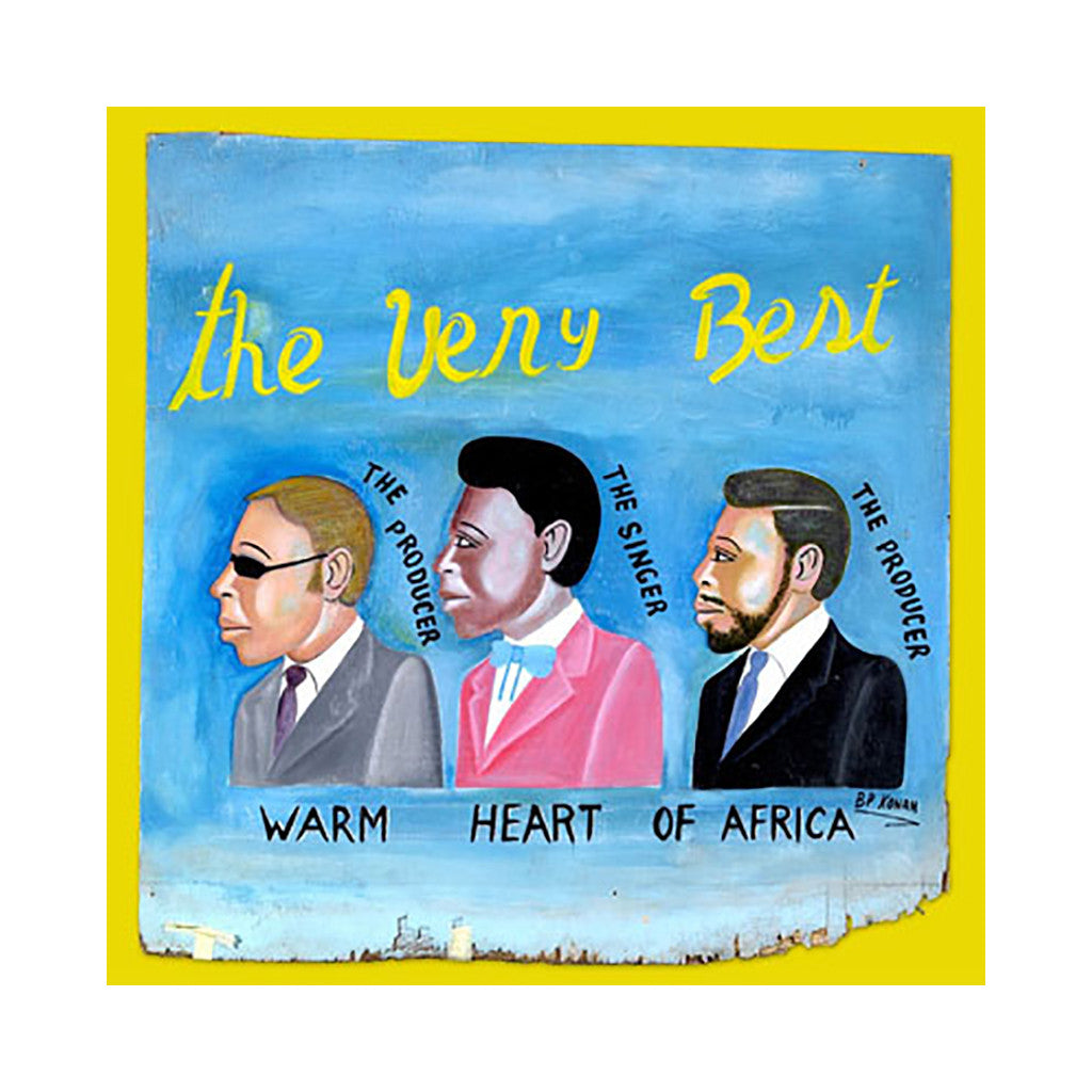 The Very Best - 'Warm Heart Of Africa' [CD]