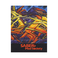 <!--020100601021945-->Roger Gastman, Caleb Neelon, Saber - 'Mad Society (2nd Edition)' [Book]