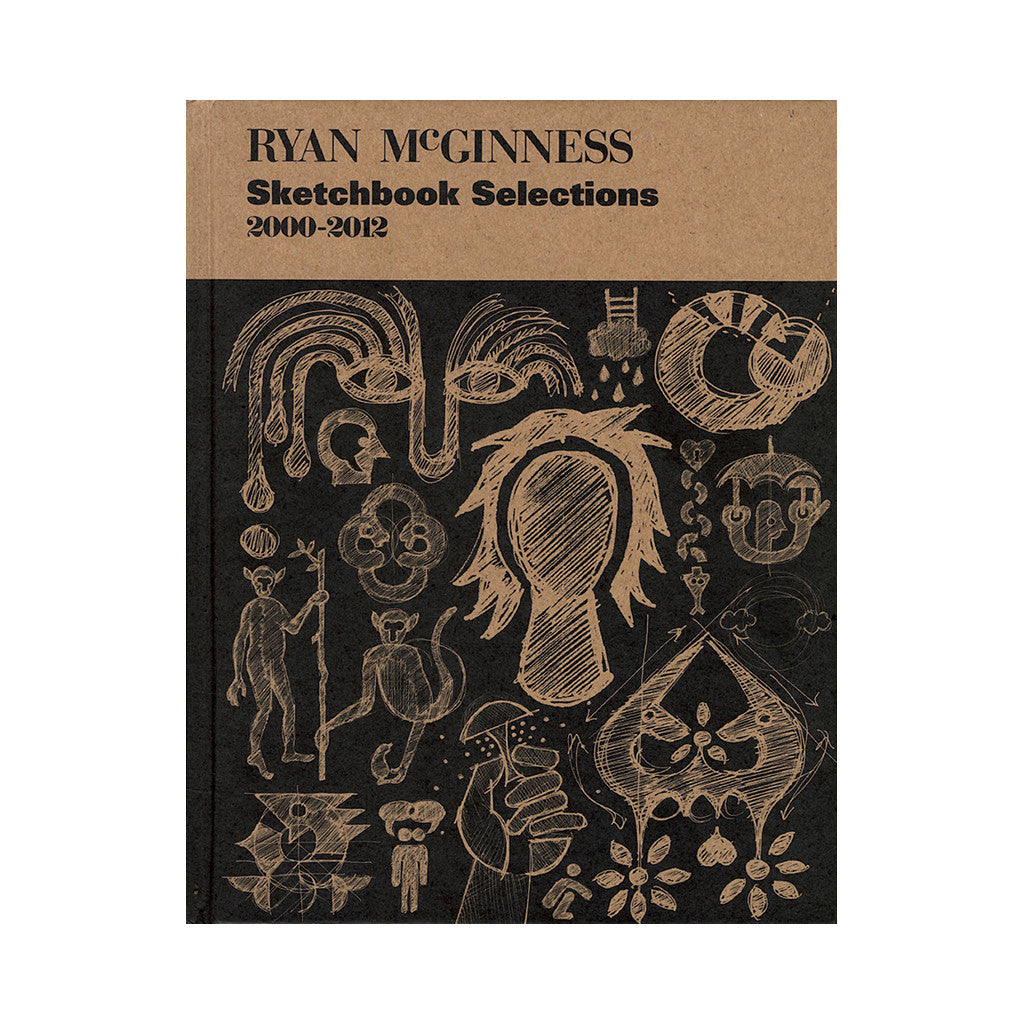 <!--020131105061011-->Ryan McGinness - 'Sketchbook Selections 2000-2012' [Book]