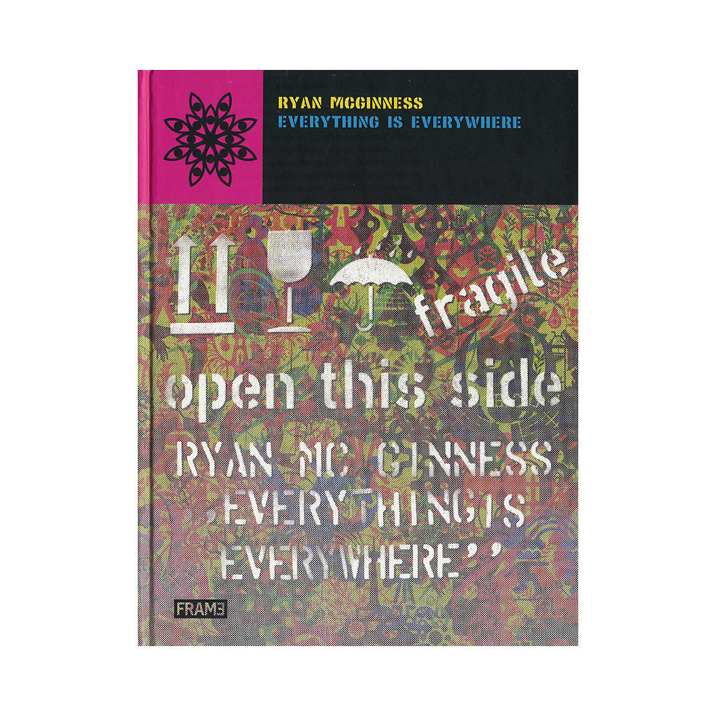<!--120140701064444-->Ryan McGinness - 'Everything Is Everywhere' [Book]