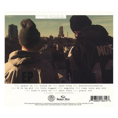 <!--020140211062149-->The Doppelgangaz - 'Peace Kehd (Deluxe Edition)' [CD]