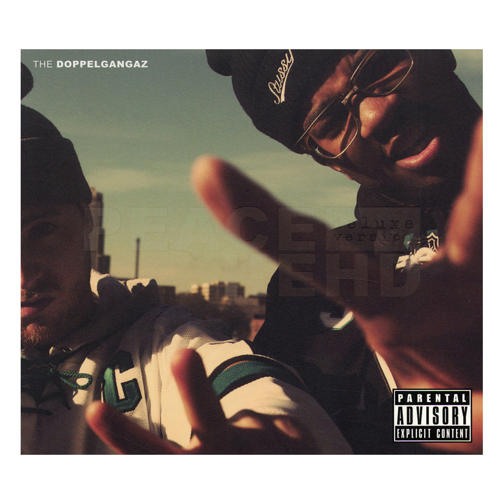<!--2014040136-->The Doppelgangaz - 'Holla X2 (INSTRUMENTAL)' [Streaming Audio]