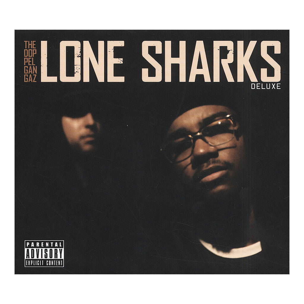 <!--020130827000855-->The Doppelgangaz - 'Lone Sharks (Deluxe Edition)' [CD]