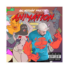 GQ Nothin Pretty - 'Animation' [CD]