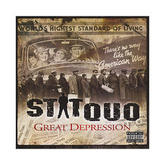 <!--2009102034-->Stat Quo - 'The Great Depression' [CD]