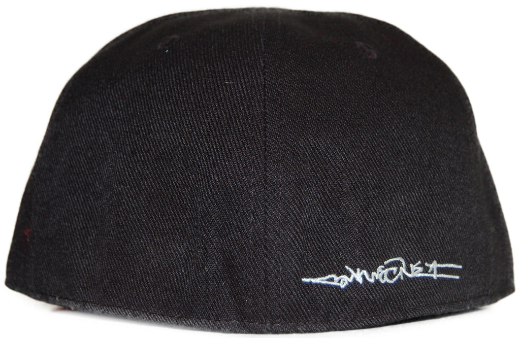 <!--2011110131-->Grassroots x Bukue 1 - 'Bukue 1' [(Black) Fitted Hat]