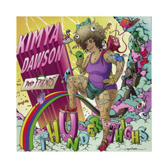 <!--120111122002643-->Kimya Dawson - 'Thunder Thighs' [(Clear Orange) Vinyl [2LP]]