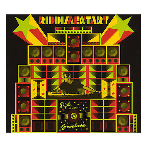 "[""Diplo x Greensleeves Records - 'Riddimentary' [CD]""]"