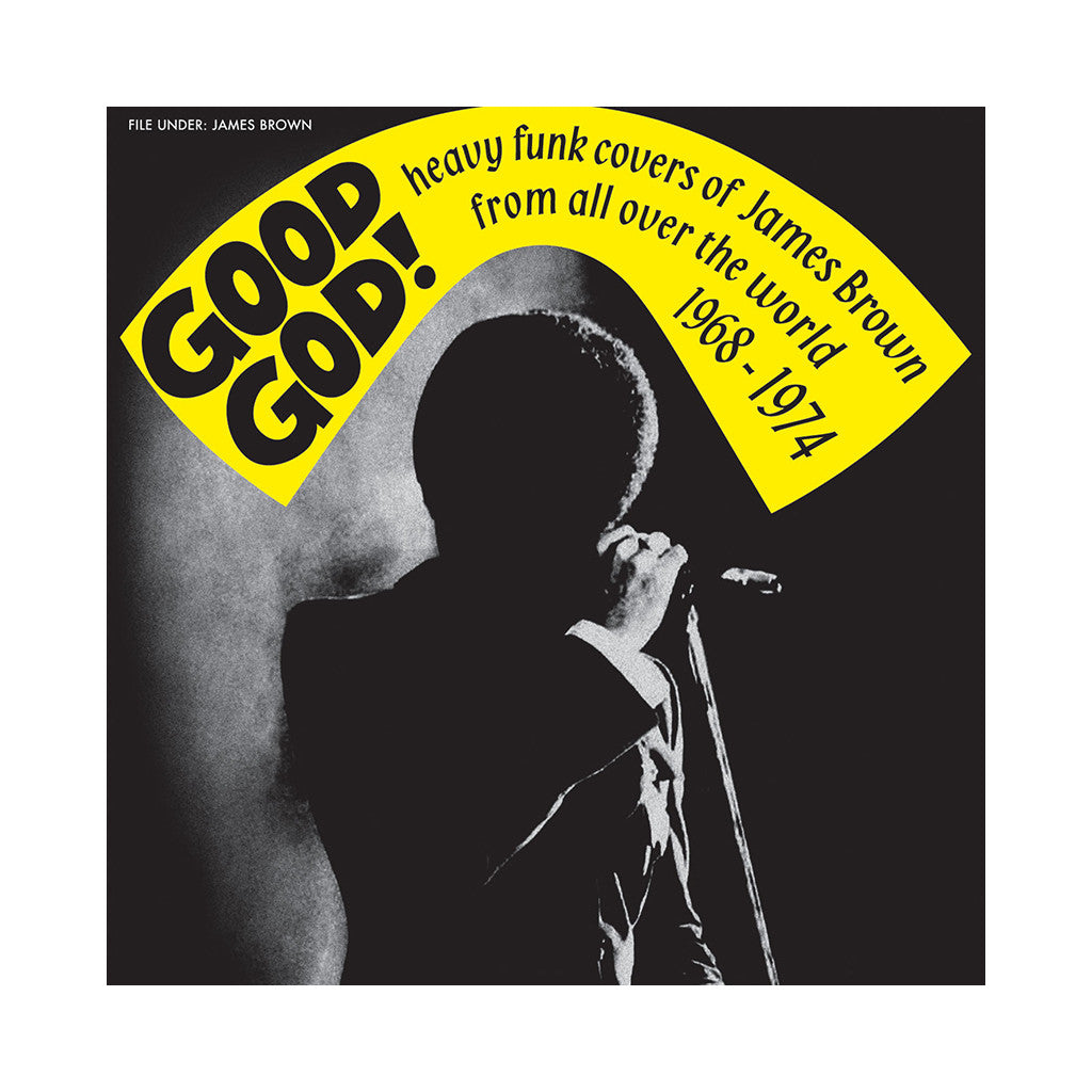 <!--120070410009169-->Various Artists (James Brown) - 'Good God! Heavy Funk Covers Of James Brown 1968-1974' [CD]