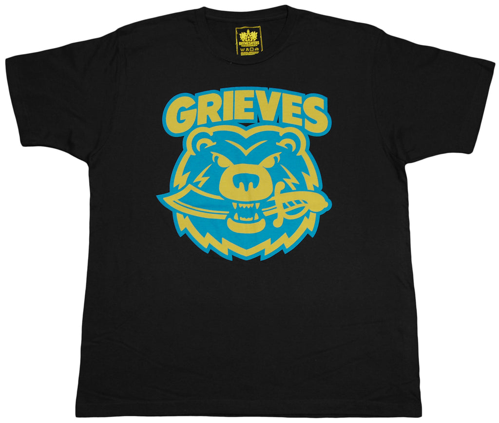 <!--2012022123-->Grieves - 'Bear' [(Black) T-Shirt]