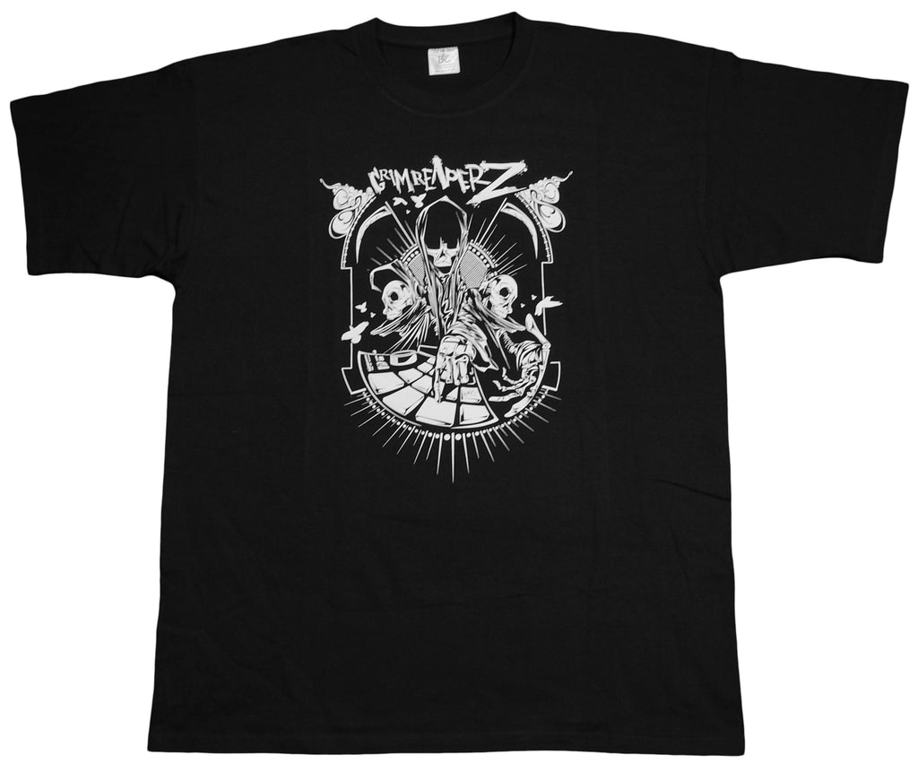 <!--2012103018-->Grim Reaperz - 'MPC' [(Black) T-Shirt]