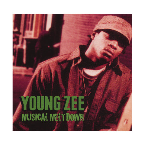 Young Zee - 'Musical Meltdown' [CD]