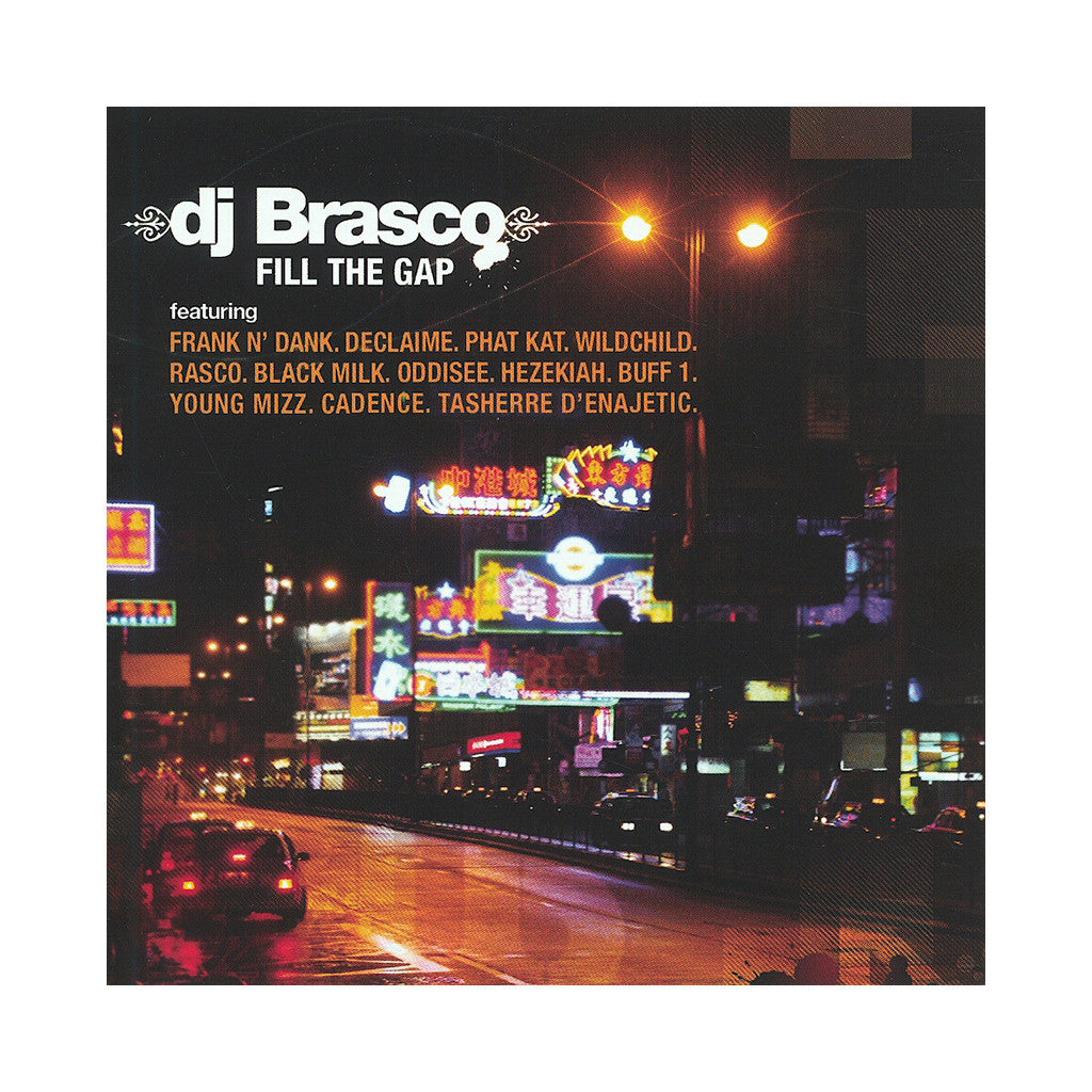 <!--2007111954-->DJ Brasco - 'Go Hard' [Streaming Audio]
